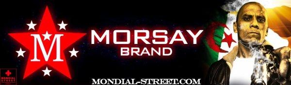 La marque MORSAY BRAND sur MONDIAL-STREET.COM