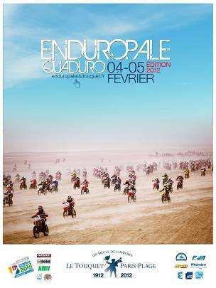 Enduropale du Touquet 2012