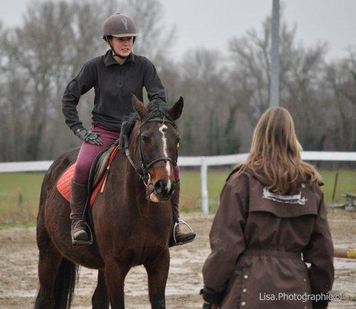 Laurine & la Coach