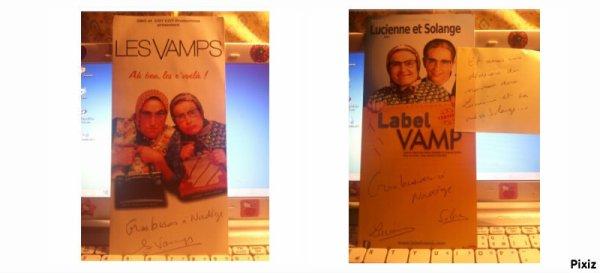 87) les vamp's