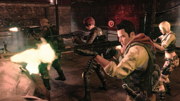 DLC de Resident Evil : Operation Raccoon City