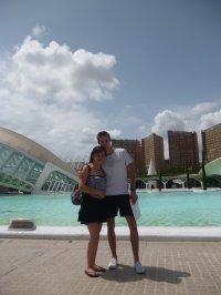 Des vacances magnifiques...Laura :$ Valence ♥♥ :)