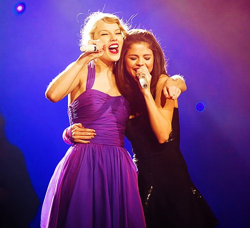 Selena & Taylor : Les meilleures amies