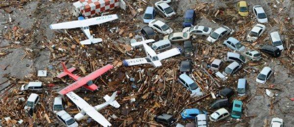 Un séisme, au Japon!!