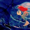 La Petite Sirène / Si l'homme marche, si l'homme court, s'il peut sur Terre rêver au grand jour, comme j'aimerais, si je pouvais, partir là-bas (1989)
