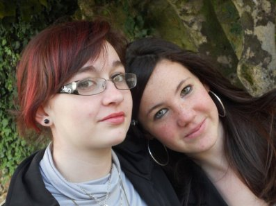 Loréna &é Adeline !