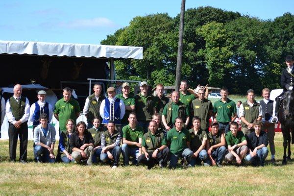 Fête des Jeunes Chasseurs du Morbihan