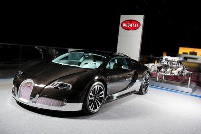 Bugatti Veyron 16.4 GranSport