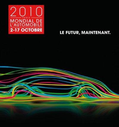 le Mondial de l'Automobil 2010 avance!!!