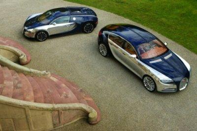 Bugatti veyron 16.4 et Bugatti 16C Galibier