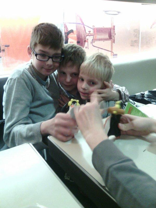 Mes 3 garçons d amour