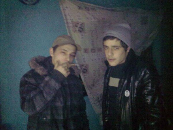 jordan et quentin chez jordan ^^ 2010