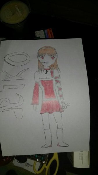 Riko mon project vocaloid sans base