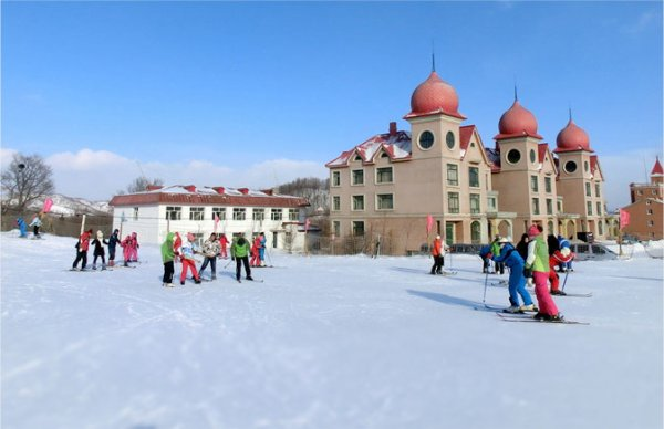 Muslim Package Harbin Yabuli Ski Resort