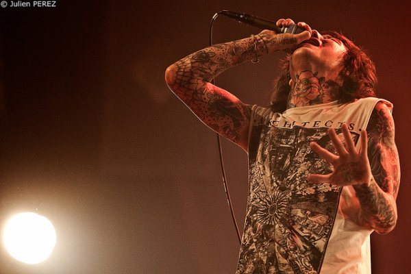 Bring Me The Horizon, Architects,The Devil Wears Prada , Tek One ; The Dreams are not Hopeless <3