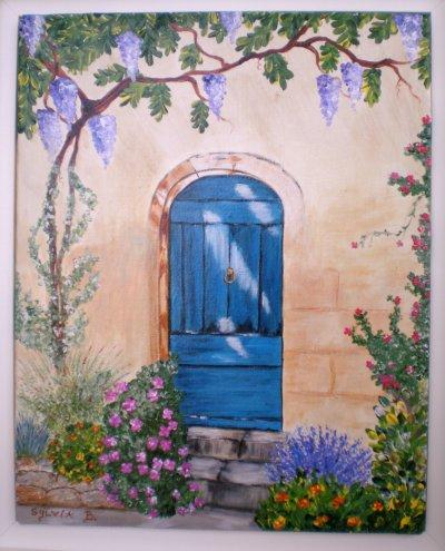 Porche de Provence