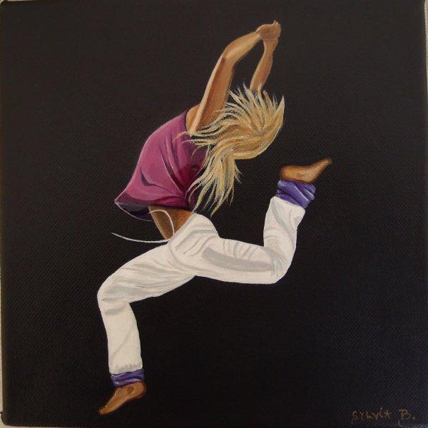 Danseuse Hip-Hop