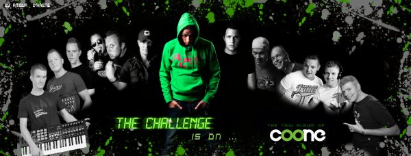 * * *   The Challenge : Collaborations   * * *