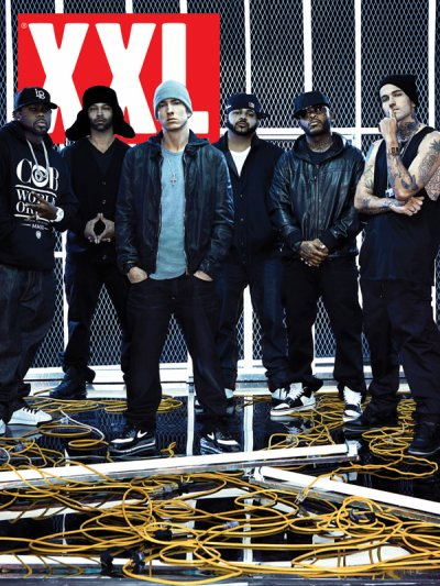 SLAUGHTERHOUSE & YELAWOLF CHEZ SHADY RECORDS