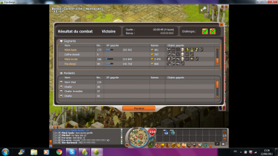 1er dofus emeraude de drop ! =)