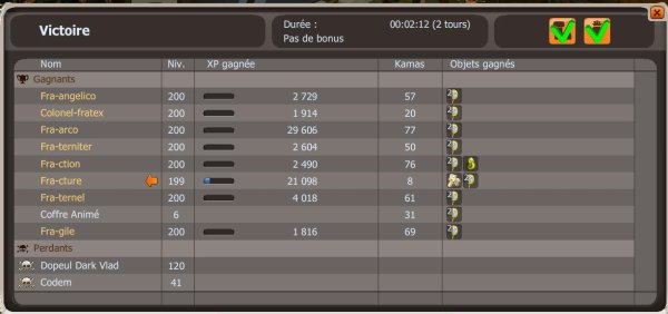 Drop de dofus emeraude :)