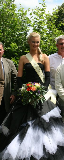 Miss de la mayenne 2009 (Megghann Samson)