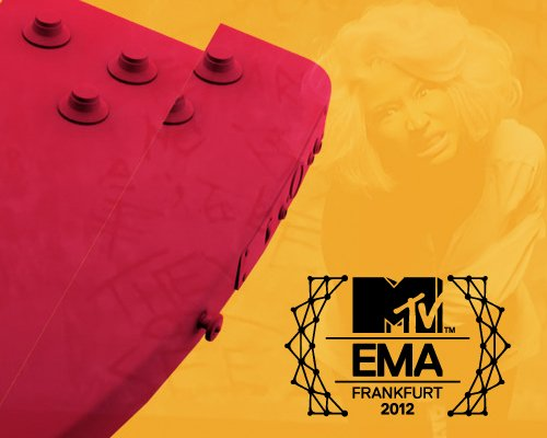Nicki Minaj nominée aux MTV European Music Awards