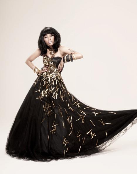 Nicki Minaj nominée aux MOBO AWARDS