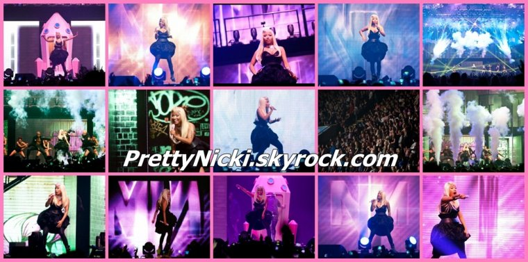 Pink Friday Reloaded Tour - Nottingham, UK