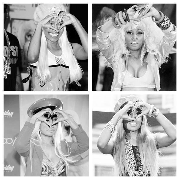 Nicki Minaj Meilleur artiste Hip Hop !