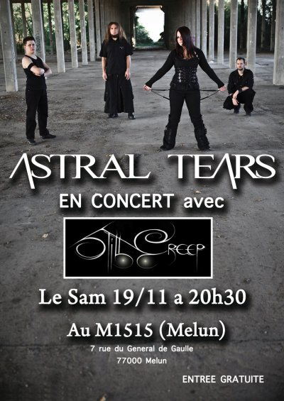 Concert Astral Tears