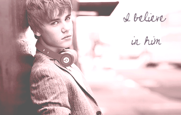 W e l c o m e , to : i-believe-in-him <3.