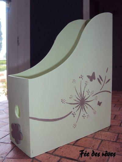 Une nouvelle boîte