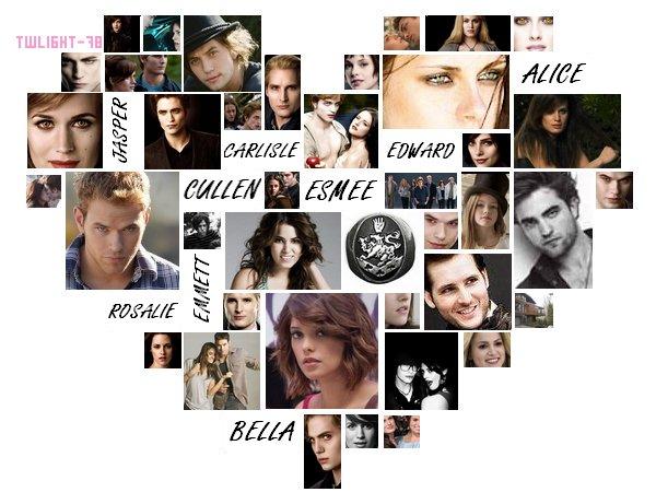 Sondage One:: Quel Cullen préfères-tu ?