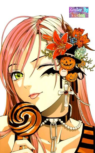 Happy Halloween Minna !