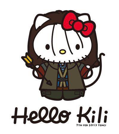 hello kili