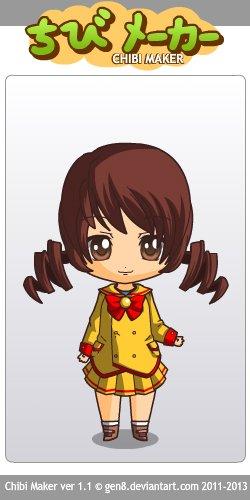 Amano Ichigo en chibi