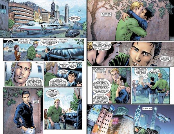 DC Comics revela : Lanterna Verde é gay