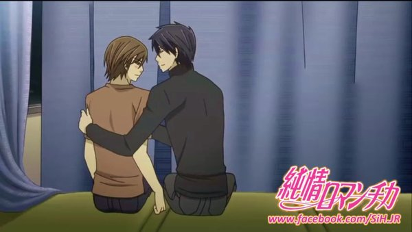 OVA Junjou Romantica 2012 <3