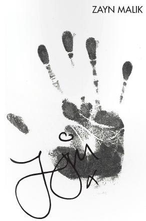 Voici la main de chaque membre du groupe :)