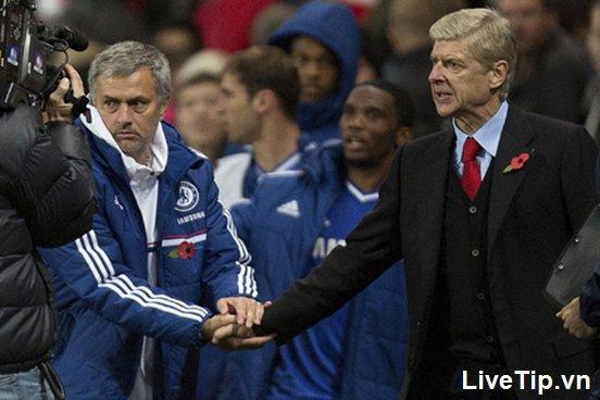TIP BONG DA CHAT LUONG CAO || Wenger và Mourinho, ai là người thắng cuộc đêm nay