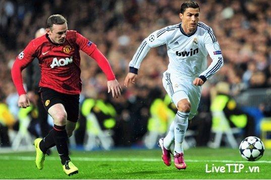 Tip mien phi hom nay || Rooney toàn năng hơn C.Ronaldo.