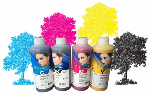 New Range Of Inks For Digital Sublimation Printing