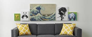 Warp And Canvas Prints: Great Ways To Display Art