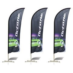 Factors to Consider When Selecting Banner or Flag Fabrics for Dye Sublimation Printing