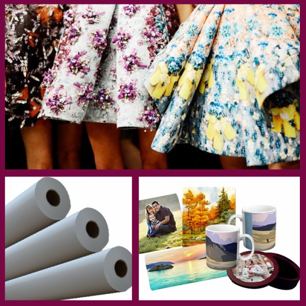 More Information About 120gsm Sublimation Heat Transfer Paper