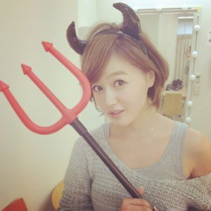 happy haloween koharu-chan!!^^