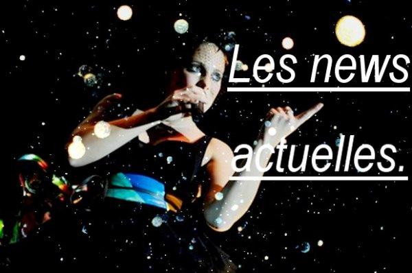 Les news.