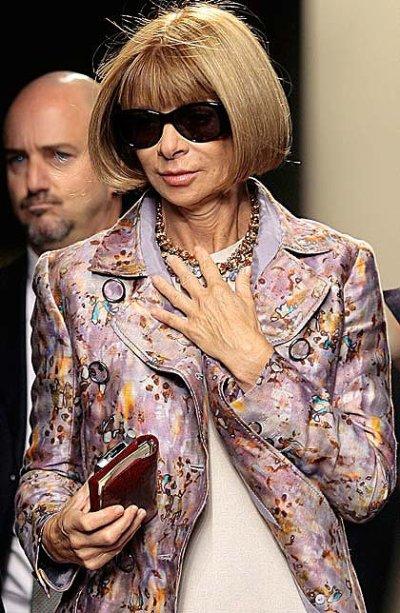 L'Icone qui créa Vogue.