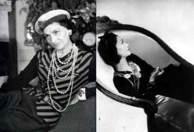 Une Icone comme Coco Chanel.